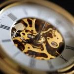 Antique pocket watch — Stock Photo #24523033