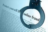 Online Fraud — Stock Photo