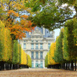 Autumn in Paris — Stockfoto