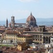 Florence skyline, Tuscany, Italy — Stock Photo