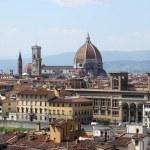 Florence skyline, Tuscany, Italy — Stock Photo