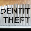 Identity theft — Stock Photo #24534657