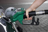 Rising fuel costs — Stock Photo