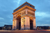 Arc de Triomphe, Paris — Stockfoto