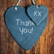 Thank you sign — Stock Photo #24549615