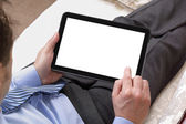 Digital tablet — Stock Photo