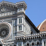 Duomo Santa Maria Del Fiore in Florence, Italy — Stock Photo #24550115
