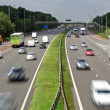Motorway traffic — Stock Photo #24552545