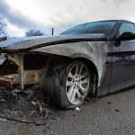自動車事故 — ストック写真 #24553901