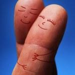 ������, ������: Finger in love