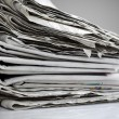 Newspapers — Stock Photo #31686033