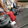 Baggage claim at airport — Stock Photo #31689729