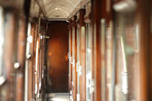 Ročník železniční přepravu — Stock fotografie