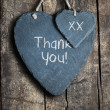 Thank you sign — Stock Photo #38031579