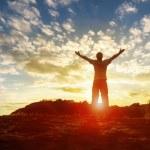 Worship and praise — Stock Photo #49282143