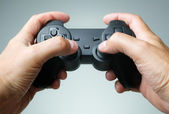 Game console controller — Stock Photo