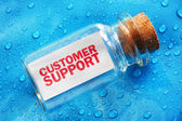 Customer support — Stock Photo