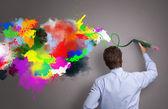 Negócios criativos — Fotografia Stock