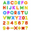 Child's ABC Letters — Photo #25599765