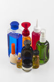 Cosmetic Bottles 01 — Stock Photo