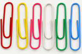 Paper Clips 01 — Stock Photo