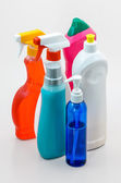Household Cleaning Bottles 03 — Stock Photo
