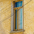 Bo Kaap, Cape Town 124-Window — Stock Photo
