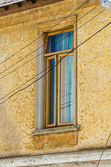 Bo Kaap, Cape Town 124-Window — Stock Photo
