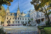 Poznanski's Palace in Lodz, Poland — Stock Photo