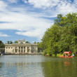 Stock Photo: Palace in Lazienki Park, Warsaw