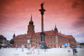 Royal Castle, Warsaw — Stock Photo