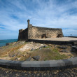 Stock Photo: Castillo de SGabriel, Lanzarote