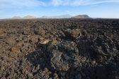 Volcanic landscape — Stock Photo
