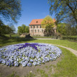 Park in Oporow - Stockfoto