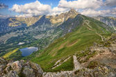 High Tatra Mountains — Stock Photo
