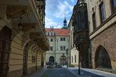 Prague University - Karolinum — Stock Photo
