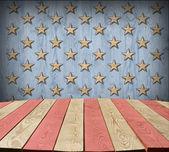 American symbol interior room — Stock Photo