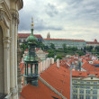 Saint Nikolas church, Prague — Stock Photo