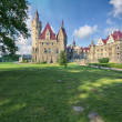 Castle in Moszna — Stock Photo