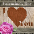 Valentines Day background — Stock Photo #38005875