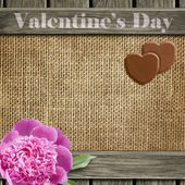 Valentines Day background — Stock fotografie