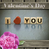 Valentines Day — Foto Stock