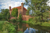 Château de lidzbark warminski — Photo