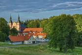 Marian Sanctuary in Swieta Lipka — Stock Photo