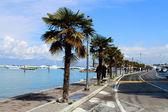 加尔达湖意大利 — 图库照片