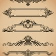 Frames — Vector de stock #25517463