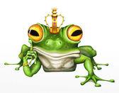 Frog Prince — Stock Photo