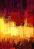 Abstract painting — Stock Photo