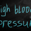 Stock Photo: High Blood Pressure