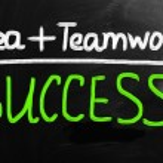 Teamwork concept — Stock Photo #28777691